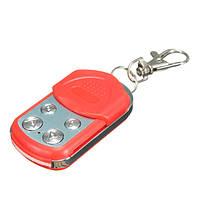4 кнопки электрические гаражные ворота двери брелока дистанционного управления 433 МГц клонирование красный