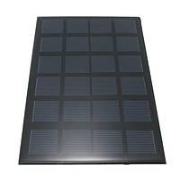 6V 2.5W поликристаллического мини-солнечные фотоэлектрические панели