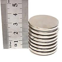 10шт N52 30ммx3мм крепкий круглый диск Магниты Редкоземельные неодимовые магниты-1TopShop, фото 3