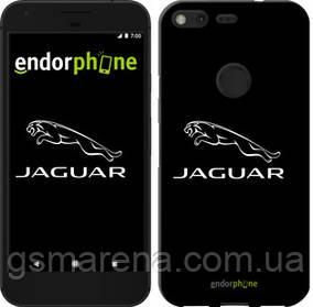 "Чехол на Google Pixel Jaguar. Logo v2 ""3164c-400-7794"""