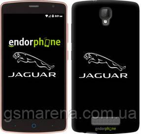 "Чехол на ZTE L5 Jaguar. Logo v2 ""3164u-429-7794"""