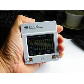 MINI DSO112A Обновление версии 2МГц Сенсорный экран TFT Цифровой мини-ручный Осциллограф С Батарея-1TopShop