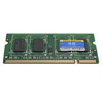 Xiede 1 Гб DDR2 рс2-6400 800 МГц не-ECC памяти DIMM оперативной памяти 200 штыри для ноутбука ноутбук