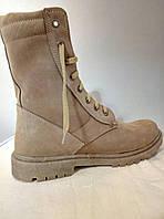 Обувь армейская берцы.