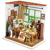 Кукольный домик «сделай сам». Мастерская художника