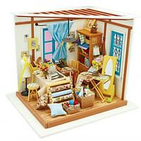 Кукольный домик «сделай сам». Швейная мастерская