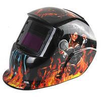 Девочка револьвера солнечная авто дуга размола сварки затемнения tig маска шлема МиГа