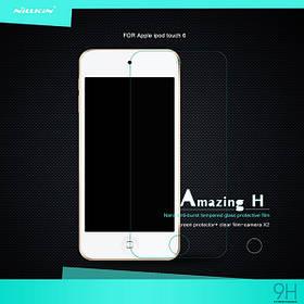 NillKin удивительно ч нано анти-всплеск закаленное стекло защитную пленку для Apple Ipod прикосновения 6