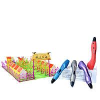 FUNWELL® 3D Печатная ручка V3 с OLED-экран ABS / PLA Регулируемая скорость принтера ручка для детей