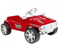 Машина педальная (красная) Орион 792К