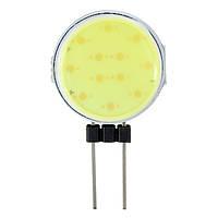 Ультра яркий g4 0.6W 150lm початка LED белый свет лампы лампы DC 12V