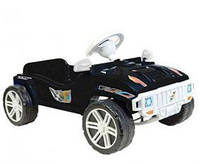 Машина педальная (черная) Орион 792ч