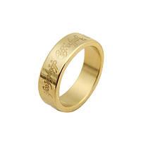 Kingmagic твердый переплет Золотая маг магнитное кольцо из нержавеющей стали магии реквизит