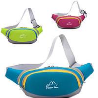 Открытый спорт кемпинг туризм талии сумку досуг талии пакет плечо сумка