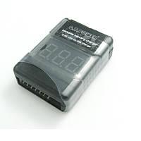 Г.т.портативный заряжатель батареи 2-6S липо для USB зарядное устройство