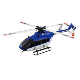 XK K124 6-канальный Бесколлекторный EC145 3D6G Вертолет BNF