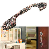 Античный Европы ручки мебели ручки шкаф шкафа ящик шкаф дверные ручки-скобы