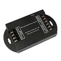 Высокая скорость усилитель мощности постоянного тока 12-24В 24а ШИМ RGB для LED полосы света