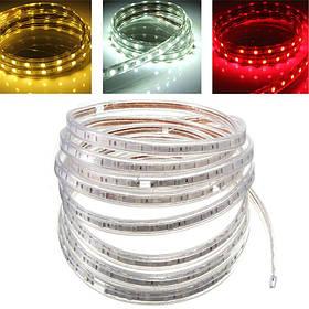 Водонепроницаемый IP67 5м 5050 гибкие светодиодные полосы света на Рождество домашнего декора 110В 1TopShop