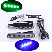 Мотоцикл LED сигнал поворота хвост свет тормоз номерного знака для YAMAHA