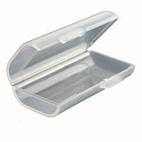 1шт литий-ионный аккумулятор пластиковый белый ящик чехол для 2x10440 ААА