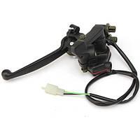 Правый дроссельный рычаг тормоза для 50cc 70cc 90cc 110cc 125cc ATV квадроцикл