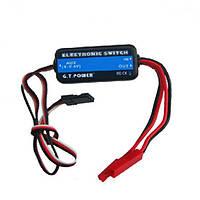 G.t.power электронный переключатель 7А/10А для электронного зажигания дыма