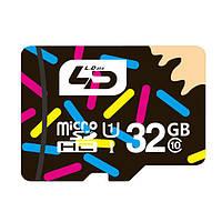 ЛД 32 Гб Class 10 микро-SD TF/микро SD карты для андроид