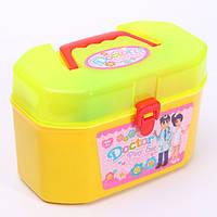 30шт Дети врач медсестра ролевые игры кейс детский набор образовательные игрушки набор