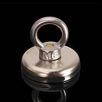 N35 42x38.5mm проушиной Кольцо Магнит сильный магнит спасательное средство