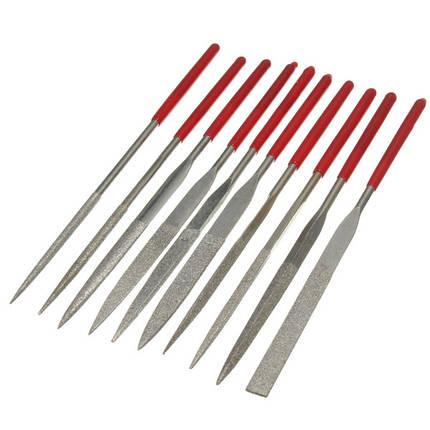 Raitool ™ HT05 Керамический нож Эмери Rasp Алмазный надфилем шлифовального инструмента для резки 10pcs, фото 2