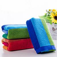 75x35 см Британский стиль мягкий хлопок абсорбирующий Ванна пляж полотенце любителей лицо полотенце