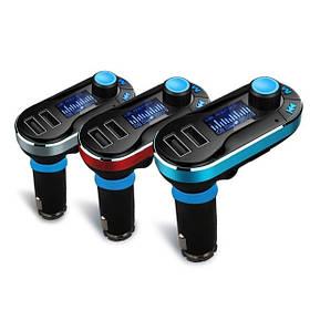 Т66 автомобильный MP3 плеер автомобильный комплект FM-передатчик двойной USB Автомобильное зарядное устройство - 1TopShop