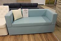 Голубой диванчик в кухню или офис