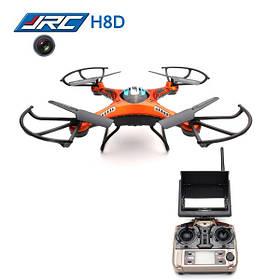 JJRC H8D FPV РУ Квадрокоптер с 2-мегапиксельной камерой и режимом возвращения RTF