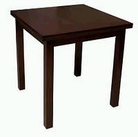 Стол Айтера раскладной 750(+750)х750 (венге)