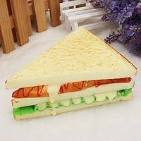 Искусственное моделирование сэндвича фальшивки хлеба формирует кухонные опоры изучения обстановки дома