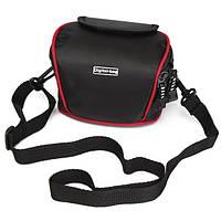 Одно плечо dslr камеры Цифровые сумка с ремешком для canon nikon sony panasonic samsung