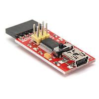 FTDI Basic Программа Downloader USB-TTL 3.3/5V FT232 для Arduino