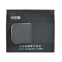 37 1010mAH литий-ионный Резервный аккумулятор для Xiaomi Yi спорт камеры