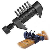 Многофункциональный капо гитары аккорд гитары тон струны гитары капо