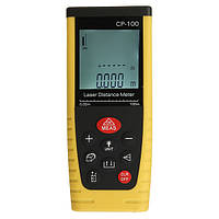 Cp100 100m/328ft цифровой метр расстояния лазера ручки diastimeter измеряет дальномер
