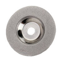 100 мм x16mm алмазный металл колеса размола серебряный диск размола