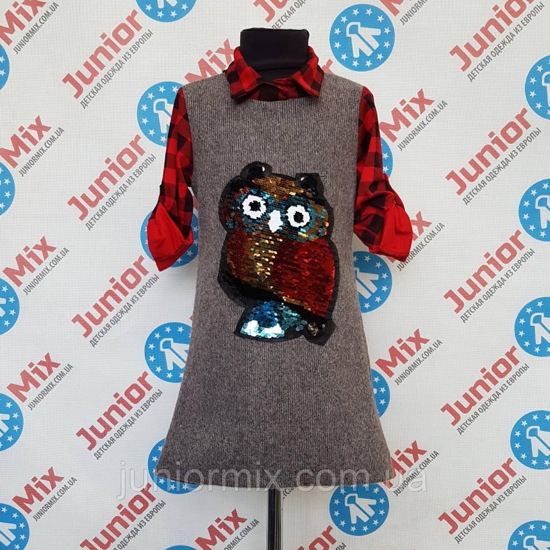 24c3db0996e Детская теплая туника для девочек оптом B.B.W kids - Оптовый интернет  магазин JuniorMix в Хмельницком