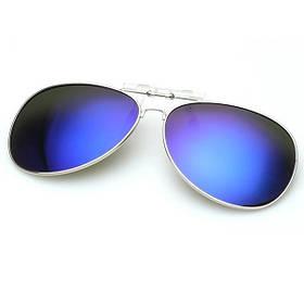 Поляризованные солнцезащитные очки для очков Солнцезащитные очки для ночного видения Объектив