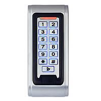 Эннио sy5000w блокировки клавиатуры сигнализация водонепроницаемый RFID Бесконтактный контроллер доступа двери IP68 входная дверь