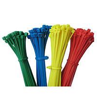 20 шт красочные нейлон battry галстук приемника esc ремень 4x200mm