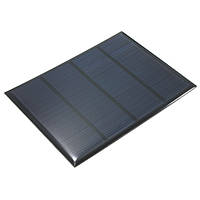 12V 100ma 1.5W поликристаллического мини-эпоксидные солнечные фотоэлектрические панели