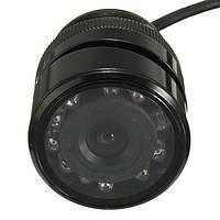 135 ° вид ИК HD автомобиль камера заднего вспять цвет комплект LED ночного видения водонепроницаемый