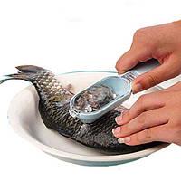 Кухня приготовления инструменты выскабливание весы рыбы устройства творческий выскабливание весы кисти устройство